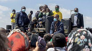 L'Afrique du Sud pleure le maire nouvellement élu et décédé Jolidee Matongo