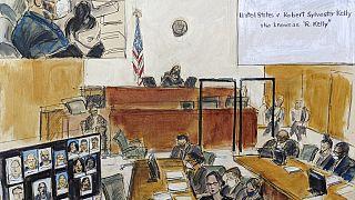 R Kelly Prozess: Plädoyers können beginnen