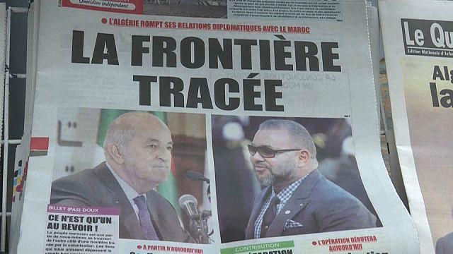 Algérie : fermeture de l'espace aérien aux avions marocains