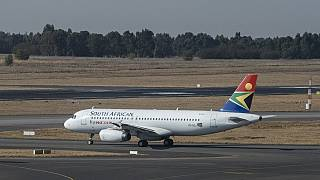South African airways returns to the skies after one year of inactivity