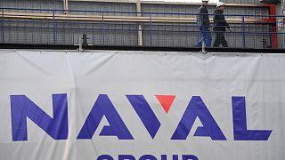 مجموعة نافال غروب، المجموعة الصناعية الفرنسية المتخصصة في الدفاع البحري والطاقة البحرية المتجددة.
