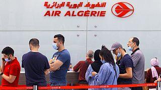 Lezárta légterét Algéria a marokkói polgári és katonai légiforgalom előtt