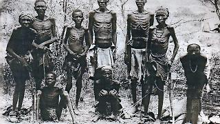 Genocidio in Namibia