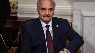 Libya's Haftar, field marshal with eye on presidency