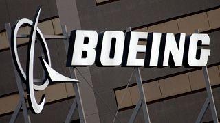 شعار شركة بوينغ في كاليفورنيا، 25 كانون الثاني (يناير) 2011