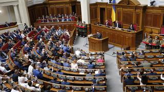 The new law will now be signed into effect by President Volodymyr Zelenskyy.