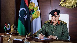 Libye : le maréchal Khalifa Haftar guette le poste présidentiel