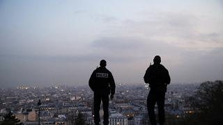 The man was arrested on the outskirts of Paris on Wednesday.