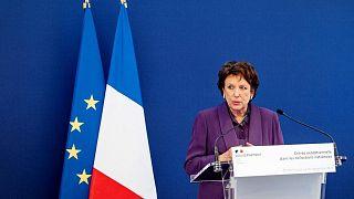 روزلین باشلو، وزیر فرهنگ فرانسه