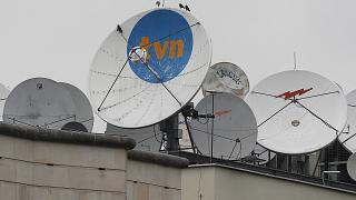 The headquarter of the popular TVN station are in Warsaw.