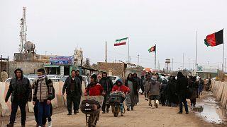 اسلامقلعه، مرز ایران و افغانستان