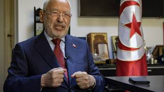 Tunisia's parliament speaker urges 'peaceful struggle' against president's moves