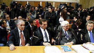 Dell'Utri con i suoi avvocati