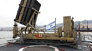 القبة الحديدية - إسرائيل