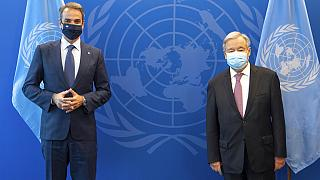 UN General Assembly Greece