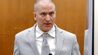 Polícia condenado pela morte de Floyd recorreu à sentença