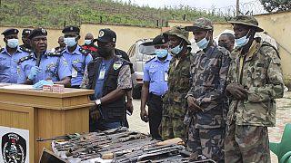 Nigeria : trois présumés kidnappeurs d'une centaine d'élèves arrêtés