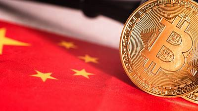 China has been clampingdown on cryptos over the last few months.