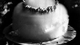 آزمایش بمب اتمی ایالات متحده آمریکا در جزایر مارشال اقیانوس آرام
