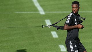 Football : Bouna Sarr rejoint l'équipe nationale du Sénégal