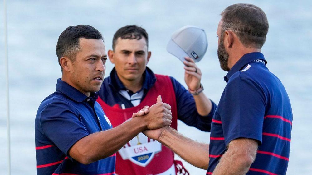 Ryder Cup 2021: Estados Unidos lidera Europa 6-2 después del primer día en Whistling Straits