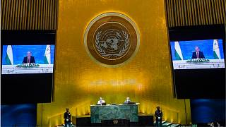 سخنرانی ویدیویی امام علی رحمان، رئیس جمهوری تاجیکستان در مجمع عمومی سازمان ملل