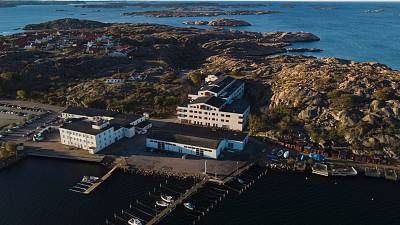The seaweed factory