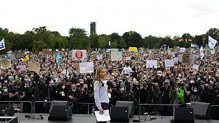 Weltweit Klimamärsche: Hunderttausende für Umweltschutz