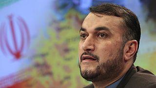 İran Dışişleri Bakanı Hüseyin Emir Abdullahiyan