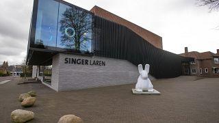 "Van Gogh's ""The Parsonage Garden at Nuenen in Spring 1884"" was stolen from the Singer Laren museum last year."