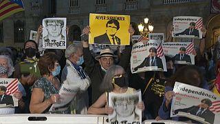 Ιταλία: Αφέθηκε ελεύθερος ο Πουτσντεμόν