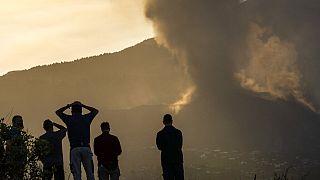 Aumenta la actividad volcánica en La Palma