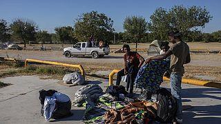 ΗΠΑ: Απομακρύνονται Αϊτινοί πρόσφυγες και μετανάστες από τα σύνορα