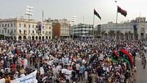 Libyans protest no-confidence vote against the unity government