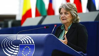 European Commissioner for Cohesion and Reforms, Elisa Ferreira