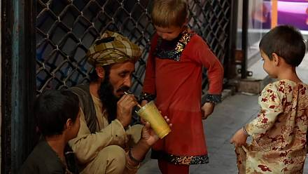 Life on the streets of Kabul after Taliban takeover