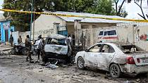 Suicide car bomb attack claims at least 7 lives in Mogadishu