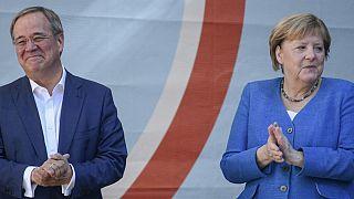 Merkel/Laschet