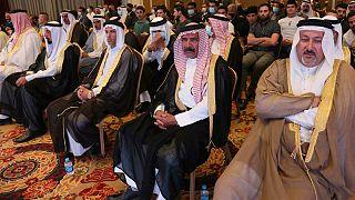 Irak'ın Erbil kentinde ABD'li bir düşünce kuruluşu tarafından organize edilen konferansta, bazı aşiret liderleri dahil 300 kadar kişi, İsrail'le ilişki kurulmasını istedi