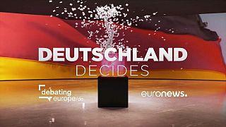 Deutschland Decides logo