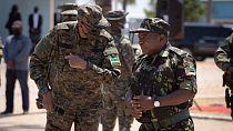 """Mozambique : la lutte contre les terroristes """"en phase de consolidation"""""""
