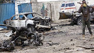 Взрыв в Могадишо: есть жертвы и пострадавшие
