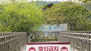 Kuzey Kore sınırı
