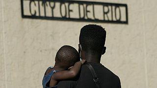 Mexikói menedék a haiti migránsoknak