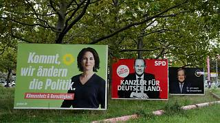سه نامزد اصلی برای صدراعظمی آلمان
