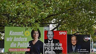 Almanya'da başbakan adayları