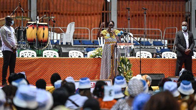 Côte d'Ivoire : Simone Gbagbo lance le Mouvement des Générations Capables