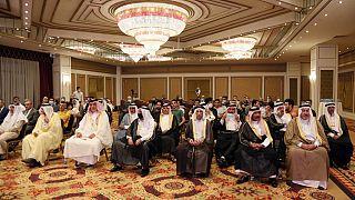 rak'ın Erbil kentinde ABD'li bir düşünce kuruluşu tarafından organize edilen konferansta, bazı aşiret liderleri dahil 300 kadar kişi, İsrail'le ilişki kurulmasını istedi