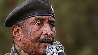 Sudanlı General Abdulfettah el Burhan / Arşiv