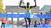 Ethiopians shine at Berlin marathon as Bekele falls short of target